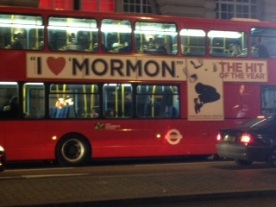 I Love Mormon London
