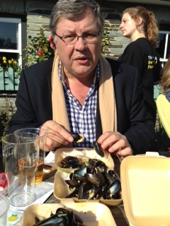 Rick stein mussels cornwall