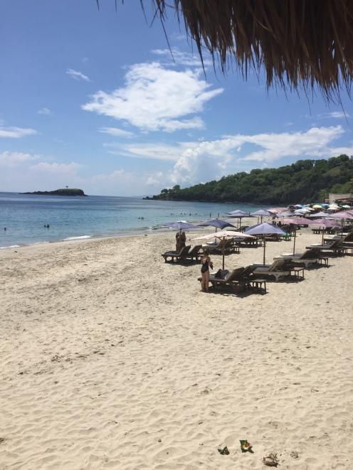White Sand Beach near Jasri, East Bali